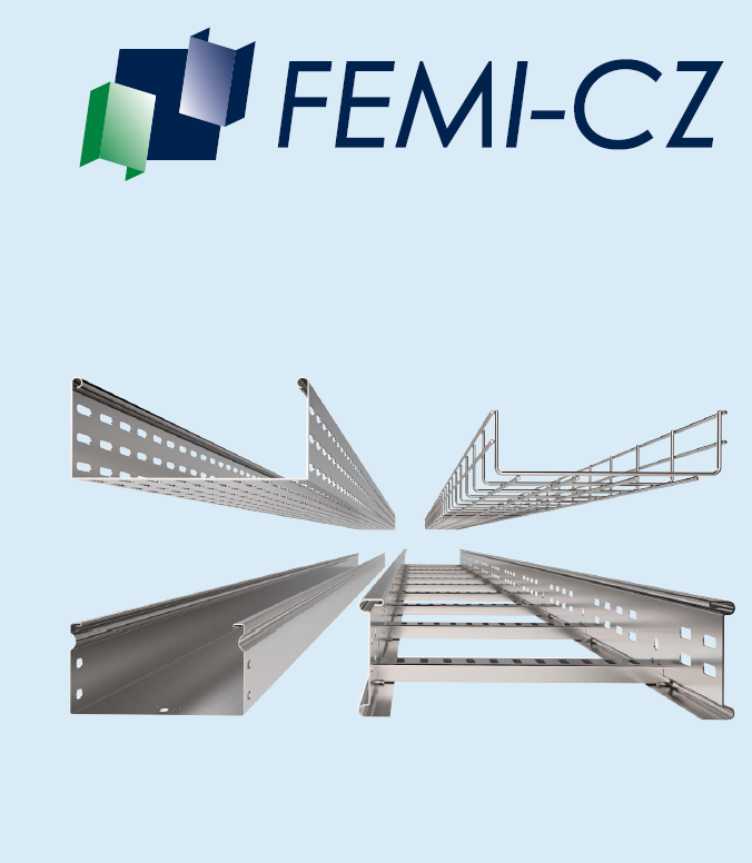 FEMI-CZ电缆线槽/电缆桥架(18)Cable Trays