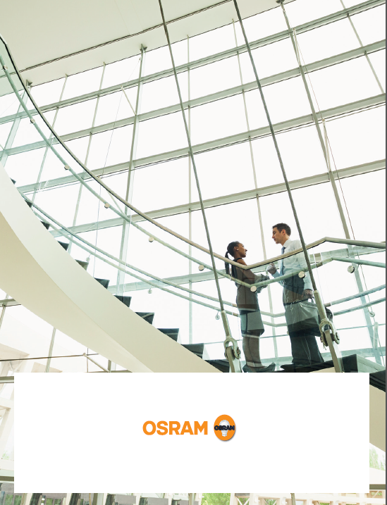 OSRAM欧司朗照明和控制Lighting and control (18BTIDLYO)