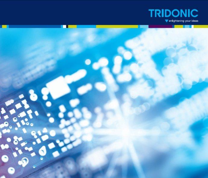 TRIDONIC 锐高照明控制装置和照明控制系统Control gear and lighting control systems(20BKJO)
