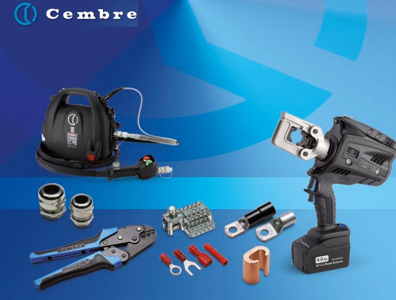 Cembre电缆施工工具,端子,线扣,电缆防水锁头(19BLDYO)......