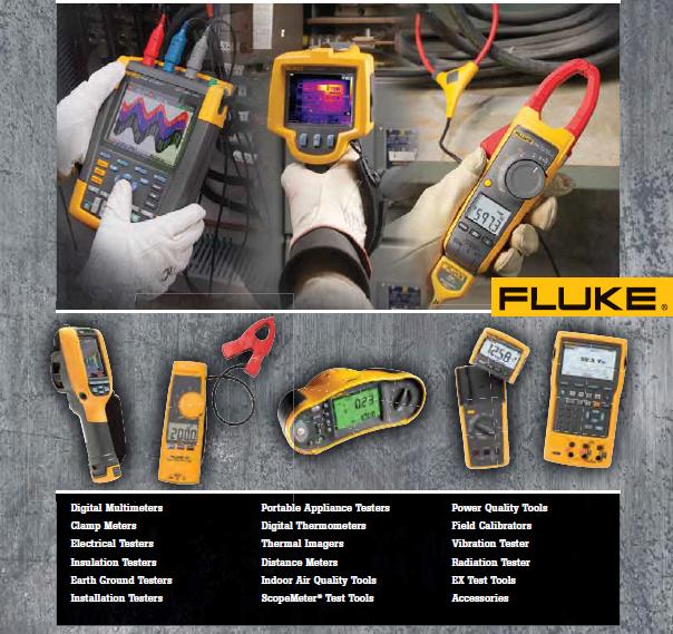 Fluke福禄克测试(仪器/仪表)工具(18BGDO)Test Tools