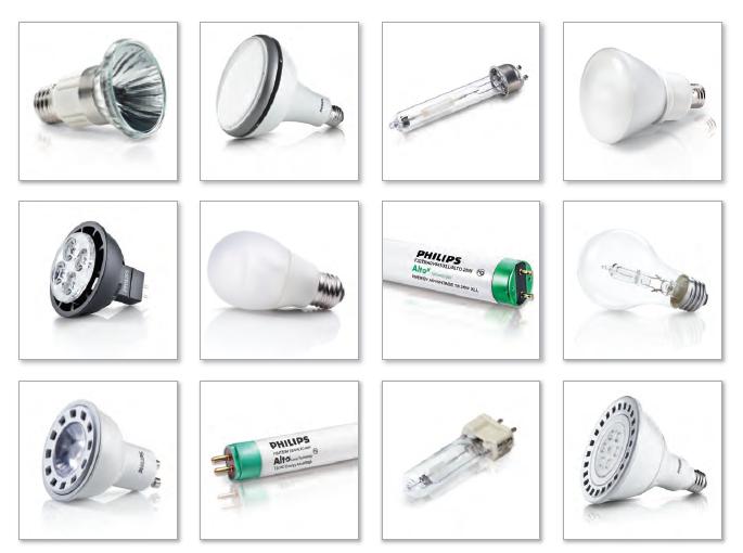 Philips飞利浦照明产品目录lighting Catalog 13980623463 139