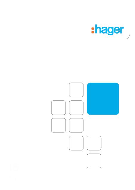 Hager Electric海格电气低压产品LVP (BGXO)