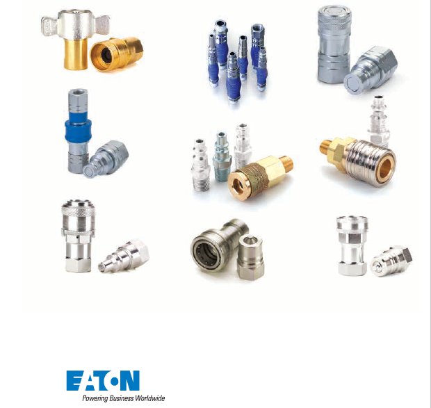Eaton 伊顿液压系统Hydraulics system