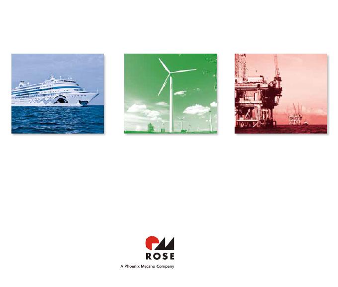ROSE Systemtechnik工业机箱Industrial enclosures