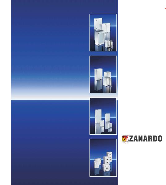 Zanardo 机箱/电气箱/柜Electrical Boxes / Enclosures
