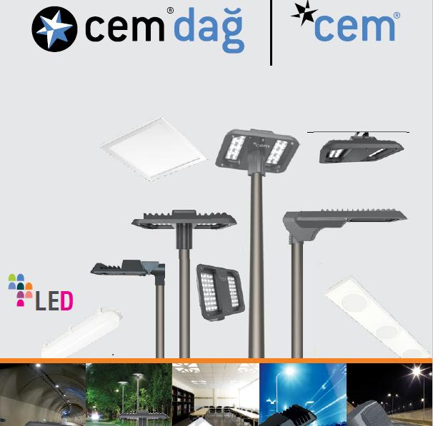 CEM dag / cem LED灯具Lighting fixture