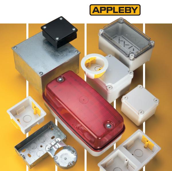 Appleby电气安装配件