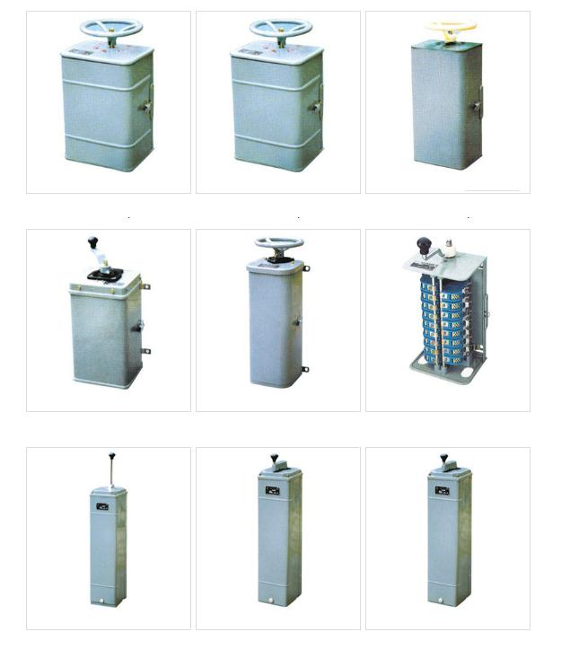 国产低压电气产品 - 工业控制电器/设备(ZHENGHUO)Made in China