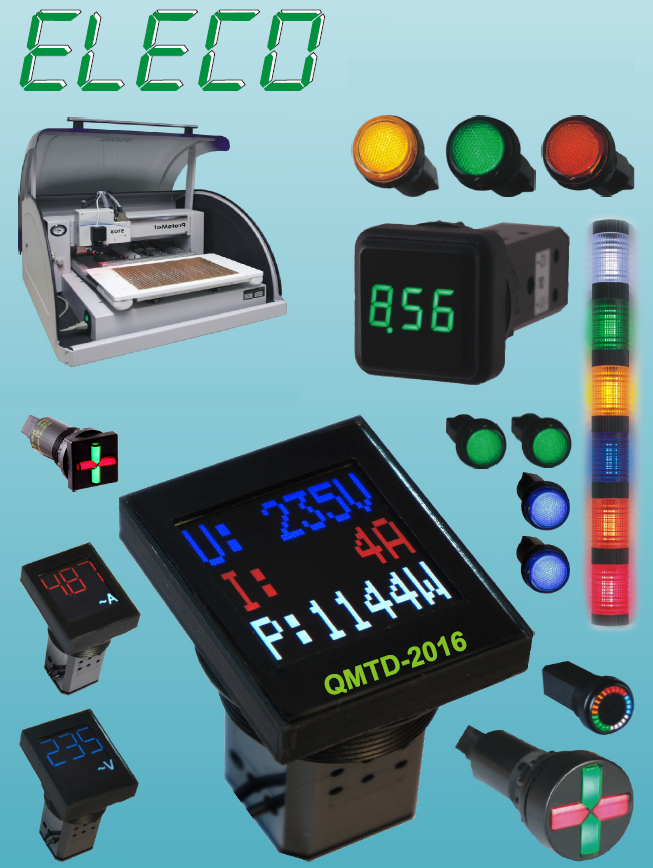 ELECO -信号灯Signal light