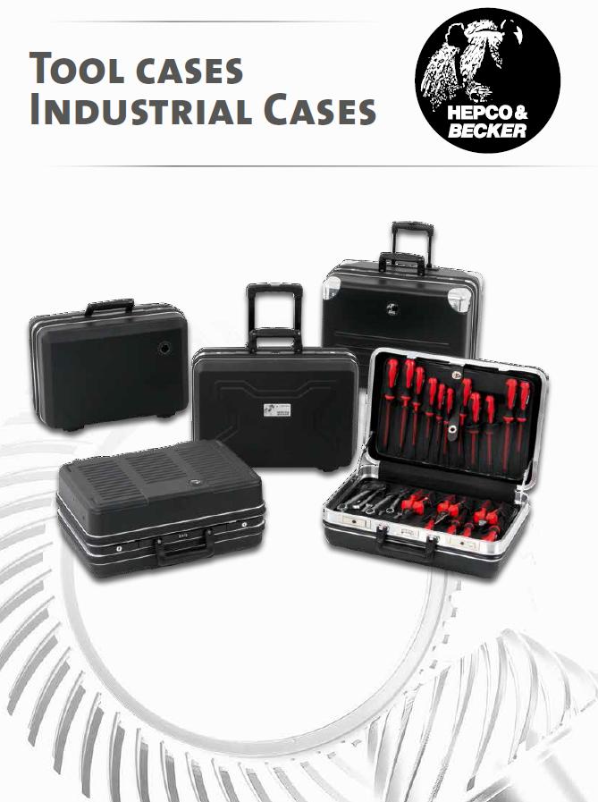 Hepco & Becker 工具和工具箱Tool cases /Industrial Cases