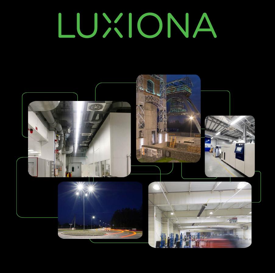 Luxiona - 照明灯具