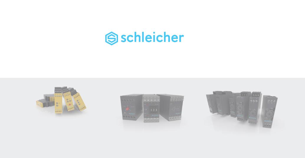Schleicher 继电器relay
