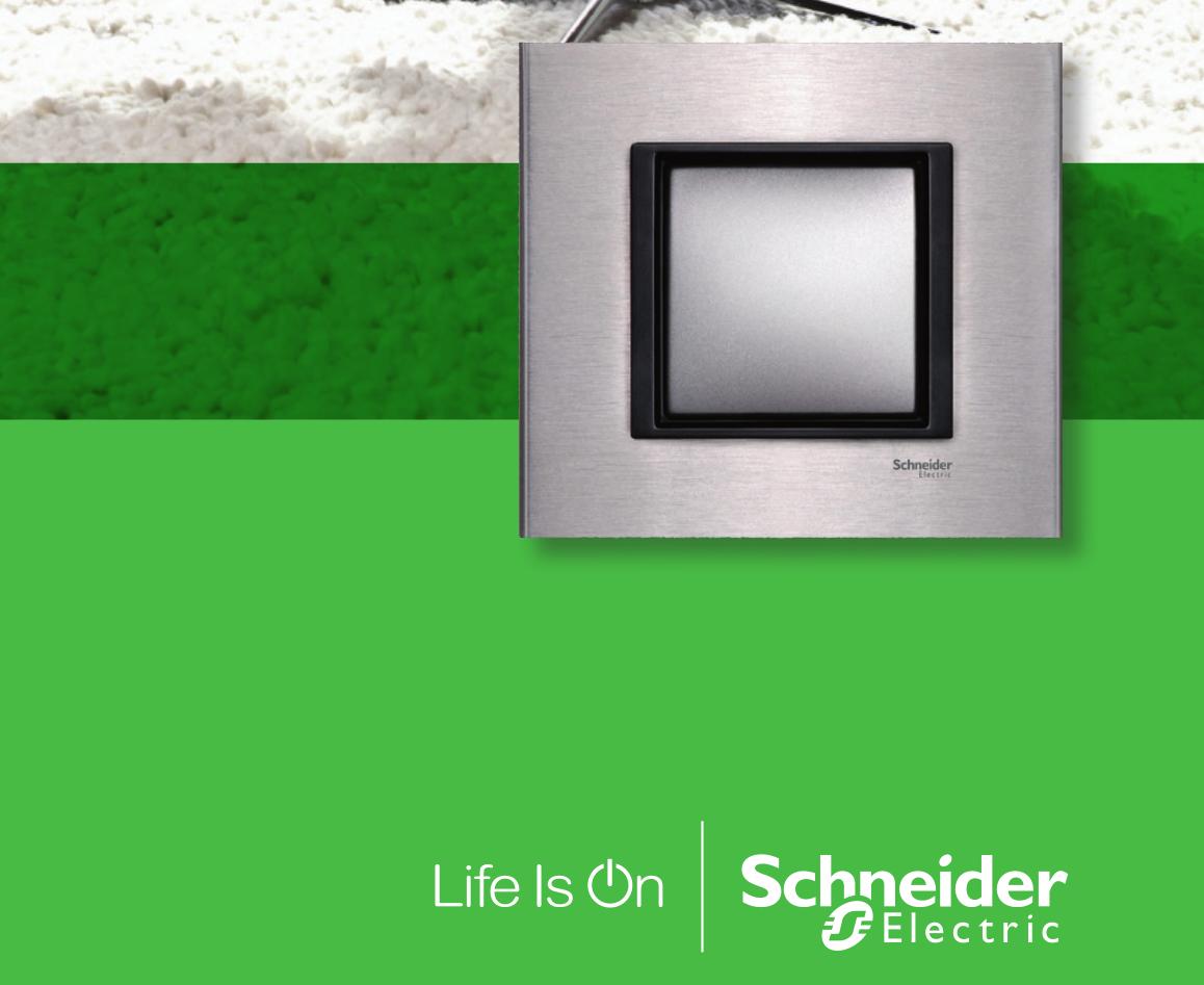 Schneider Electric施耐德电气插座和智能家居控制产品(BKJO)