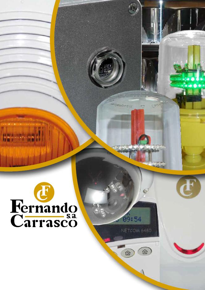 FC FERNANDO CARRASCO信号和指令产品