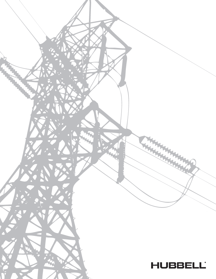 HUBBELL输电器材 Transmission Equipment