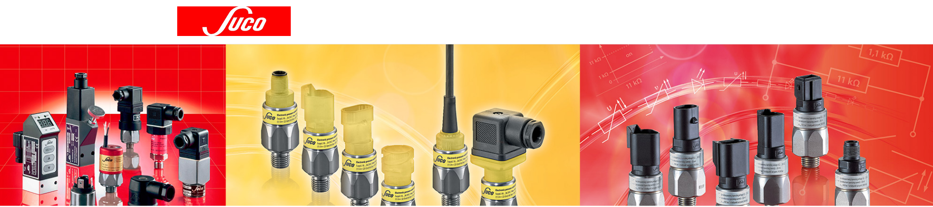 SUCO 苏克压力控制系统产品Pressure control system