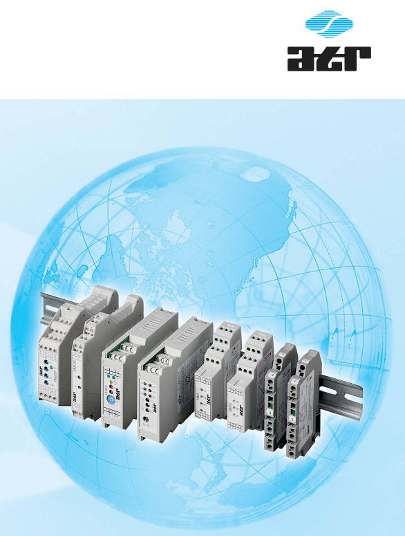 ATR -工业电气-电子测量和控制