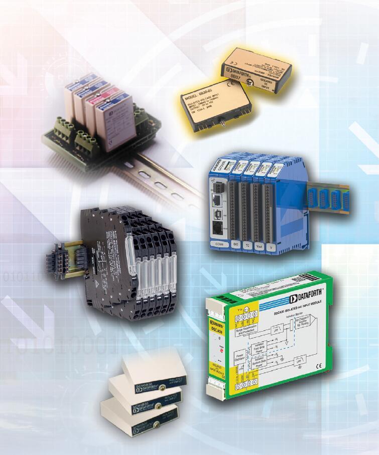 DATAFORTH - 工业电子Industrial Electronics