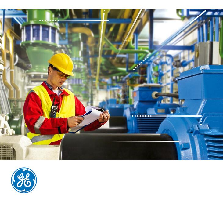 GE General Electric通用电气配电和控制Distribution and Control(BGMO)