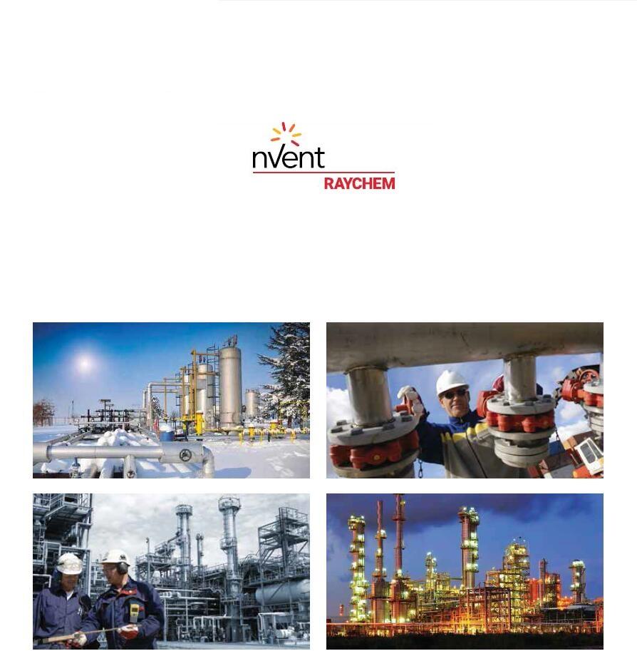 nVent Raychem -电伴热系统Electric heat tracing system