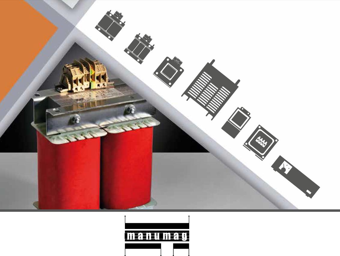Manumag - 变压器Transformer