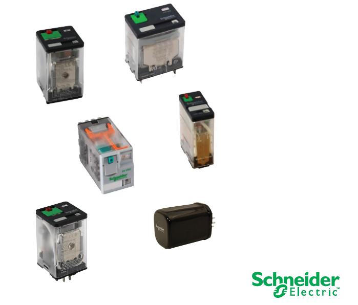 Schneider Electric施耐德电气-通用继电器General Purpose Relay(BGMO)