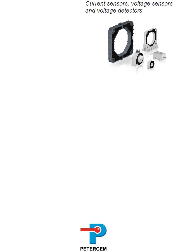 PETERCEM 电流和电压传感器Current sensors, voltage sensors and voltage detectors