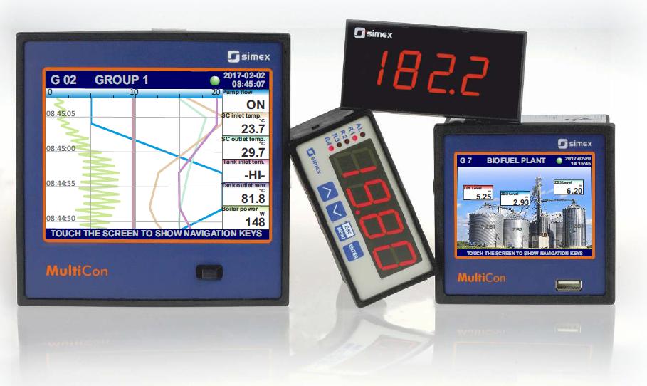 SIMEX -工业控制industrial control