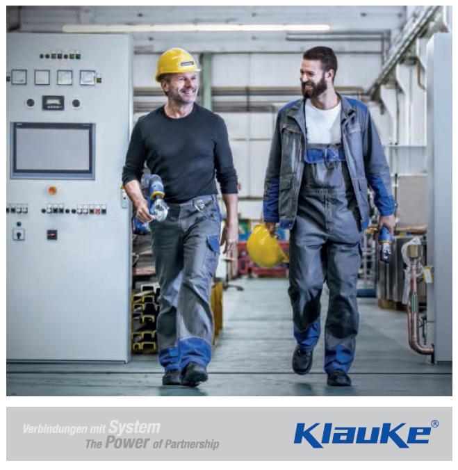 KLAUKE-柯劳克-(电缆)工具 Tools