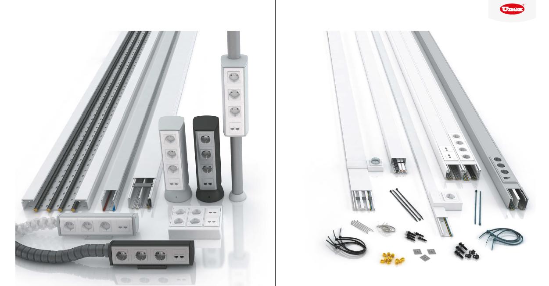 Unex-电缆管理Cable Management