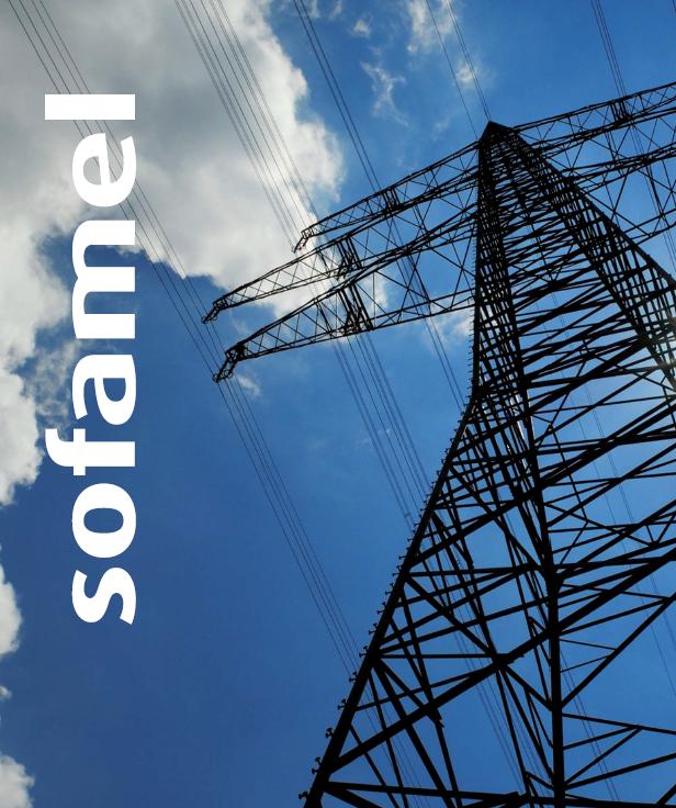 SOFAMEL-电力金具和工具Power fittings and tools