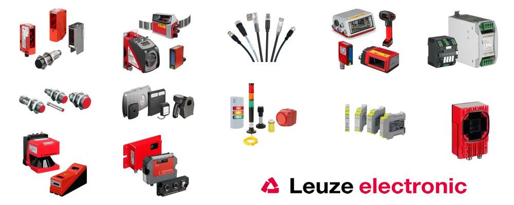 LEUZE-劳易测传感与电子Sensing and electronics