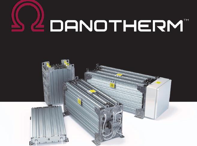Danotherm - 电阻Resistance